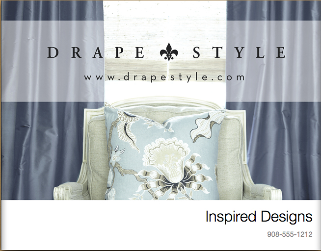 The DrapeStyle Look Book Designers Name